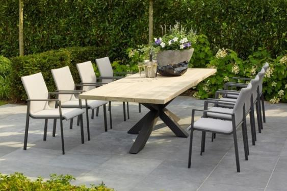 Outdoor Dining Furniture - Sandhurst Stacking Chairs