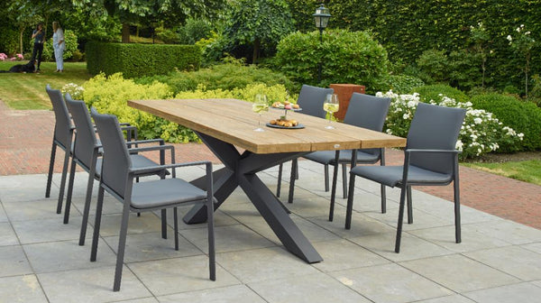 Outdoor Dining Furniture - Tenterden Table & Chair Set