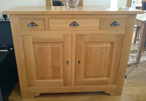 Harbour - 2 Door 3 Drawer Sideboard