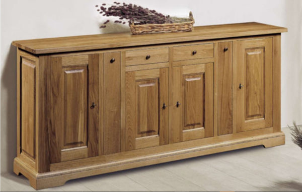 Tuscany - 4 Door 4 Drawer Drinks Sideboard
