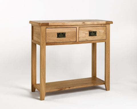 Westfield Reclaimed Oak Console Table