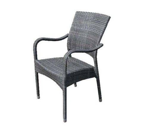 Aluminium Stacking Garden Chair