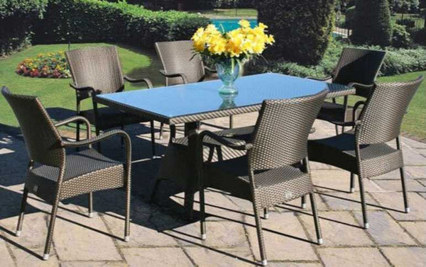 Outdoor Dining Chair - Westfield Stacking Chair