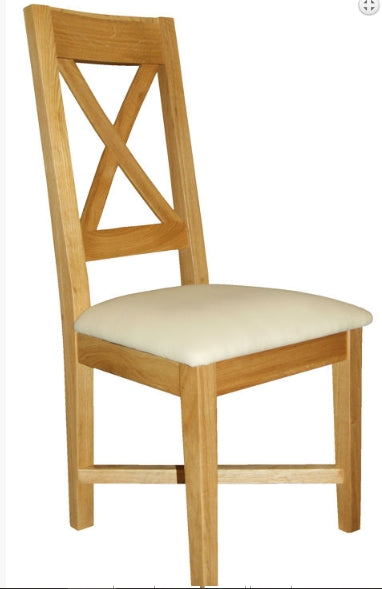 Sussex - Cross Back Chair