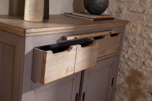 Industrielle - 1 Door linen Cupboard