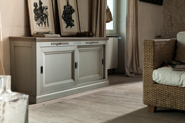 Industrielle - 2 Door Sideboard