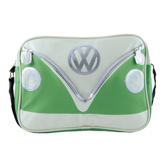 VW Landscape Shoulder Bag - GREEN