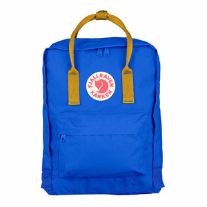 FJALLRAVEN Kanken Original UN Blue x Warm Yellow