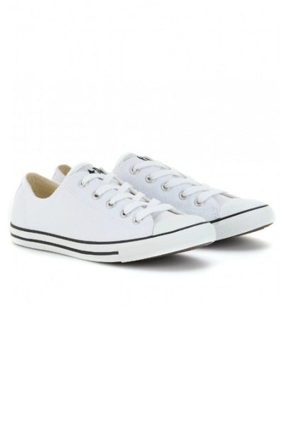 CONVERSE All Star Dainty White Leather
