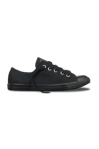 CONVERSE All Star Dainty  All Black