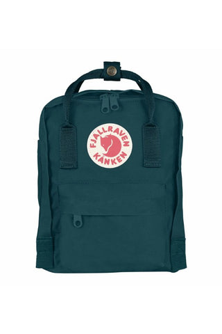 FJALLRAVEN Kanken Mini Glacier Green