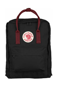 FJALLRAVEN Kanken Original Black x Ox Red