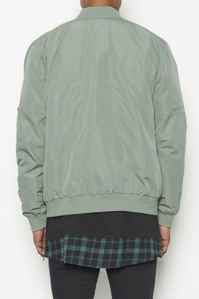NANA JUDY Alliance Jacket Seahaze