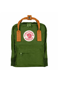 FJALLRAVEN Kanken Mini Leaf Green x Burnt Orange