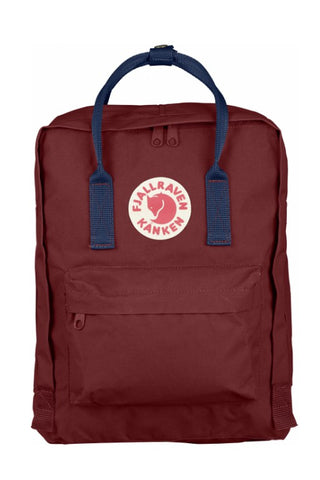 FJALLRAVEN Kanken Original Ox Red x Royal Blue