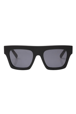 LE SPECS Subdimension Black Rubber