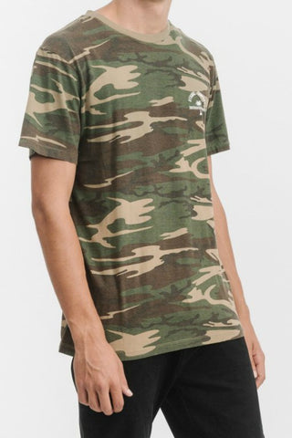 THRILLS CO Daytona Tee Camo