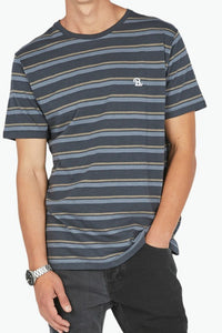 BARNEY COOLS B.Schooled Tee Black Stripe