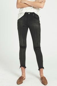 ONETEASPOON Black Paris Freebirds II High Waist Skinny