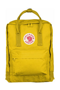 FJALLRAVEN Kanken Original Warm Yellow