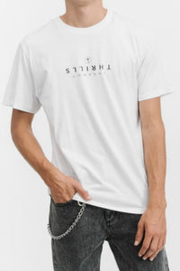 THRILLS CO Thrills Tee White