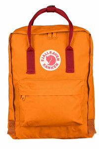 FJALLRAVEN Kanken Original Burnt Orange x Deep Red
