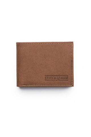 STITCH AND HIDE Casper Wallet Cafe