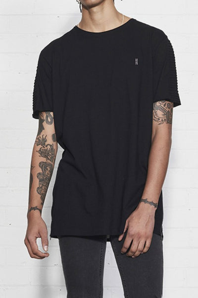 NANA JUDY Drift Tee Black