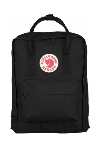 FJALLRAVEN Kanken Original Black