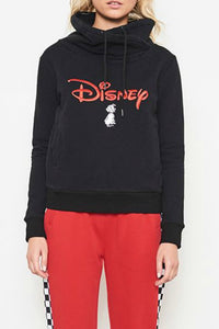 NANA JUDY Disney Adeline Sweater Black