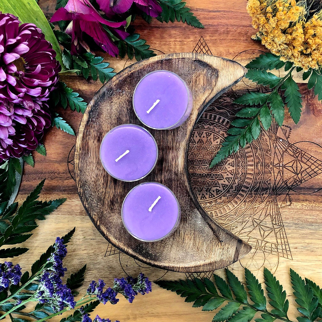 Tealight Candle | Lilac
