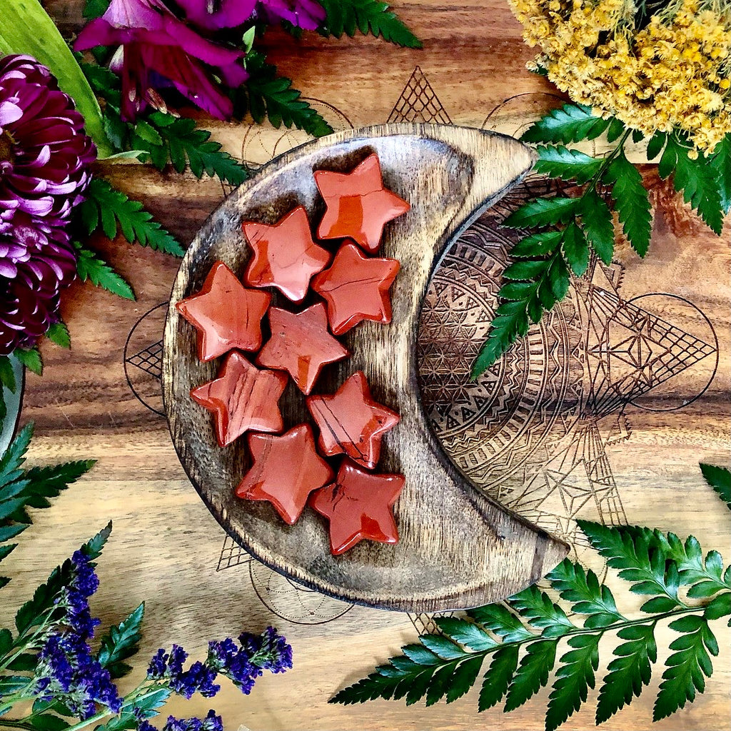 Red Jasper Star | Mini