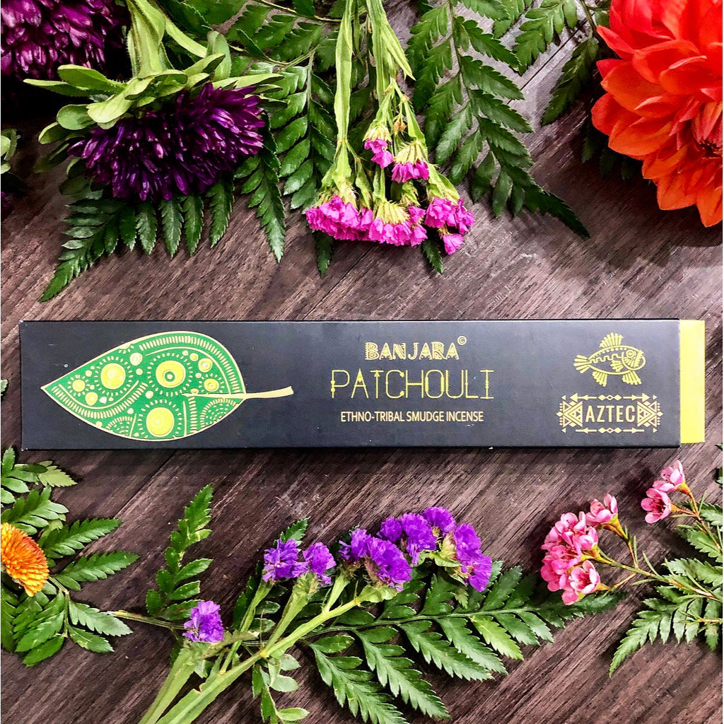 Banjara Incense ~ Patchouli
