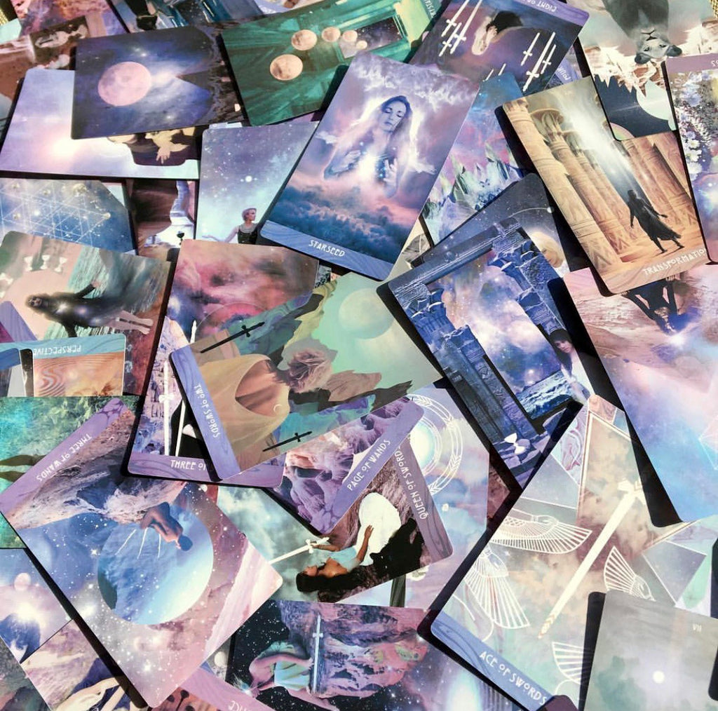The Starchild Akashic Tarot Deck