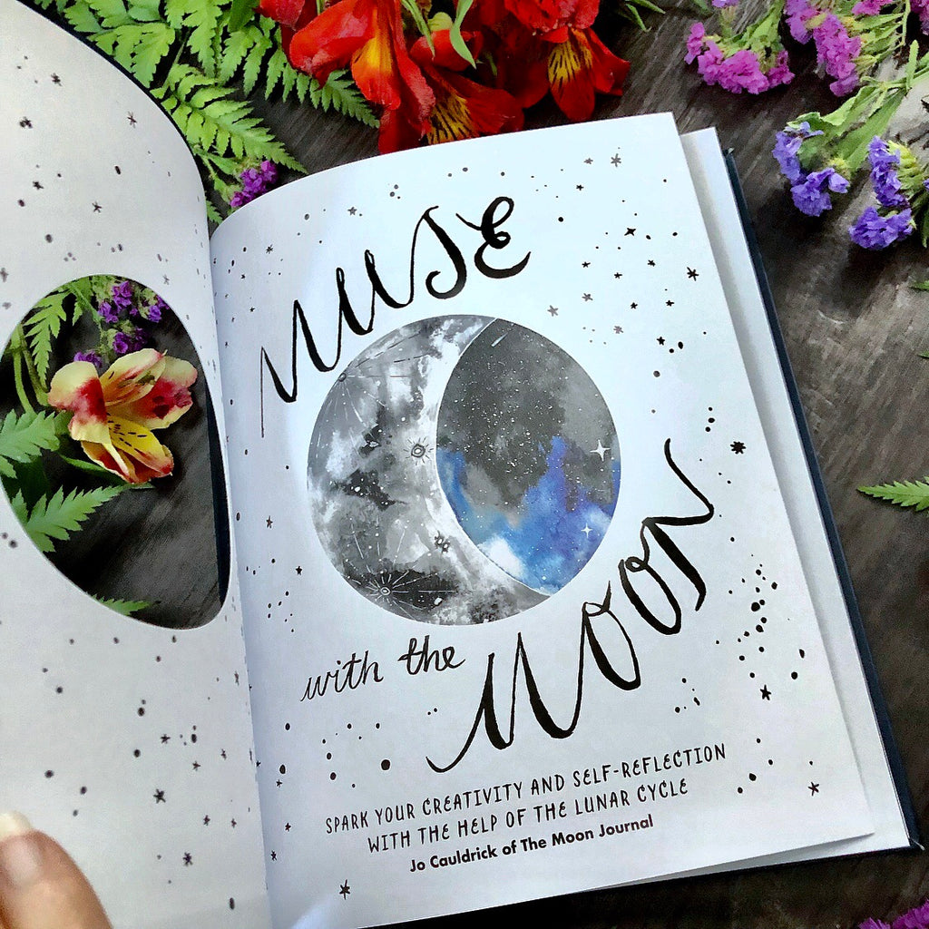 Muse With The Moon