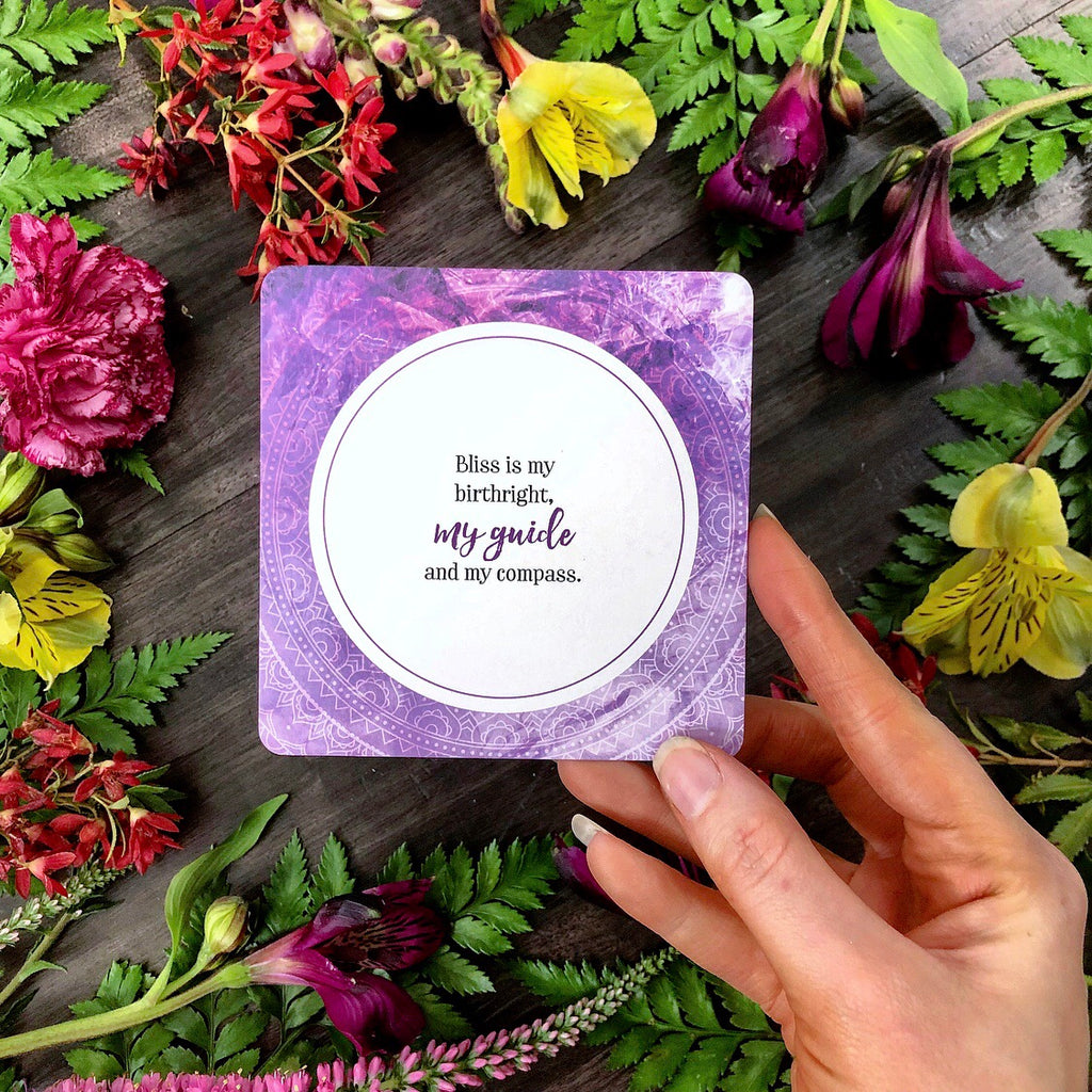 Joyful Abundance ~ Insight Cards