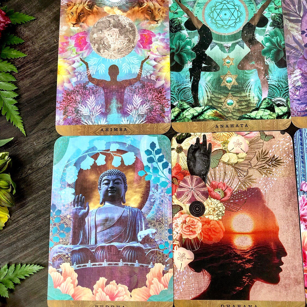 A Yogic Path ~ Oracle Deck
