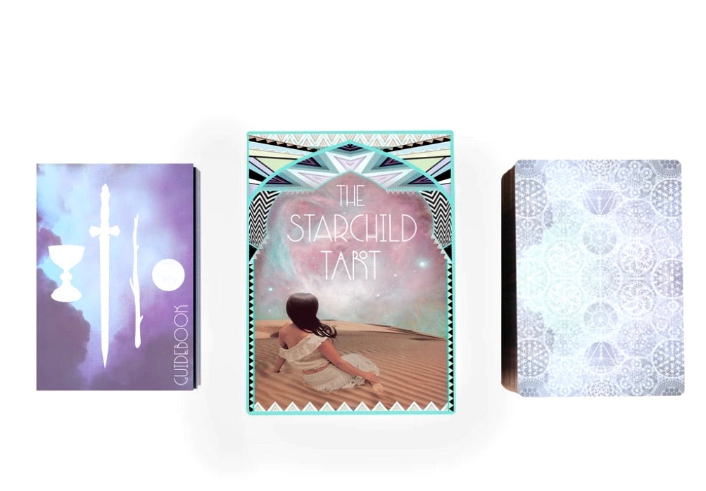 The Starchild Tarot Deck | Turquoise Edition