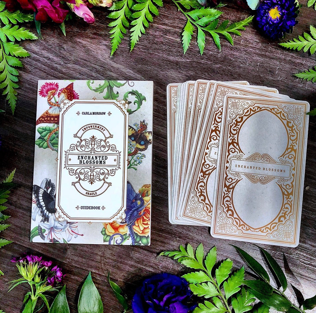 Enchanted Blossoms ~ Empowerment Oracle Deck