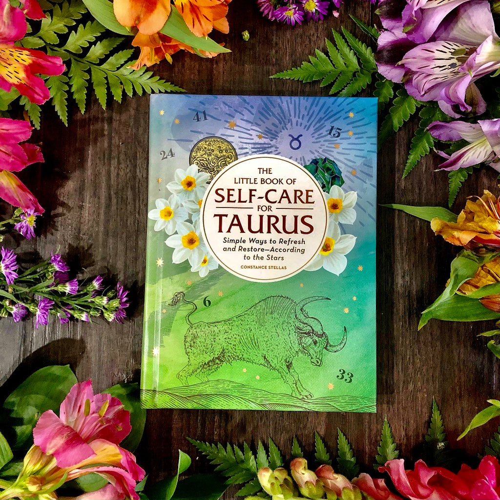 Little Book Of Self Care For Taurus