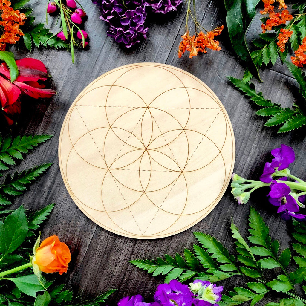 Crystal Grid | Seed Of Life