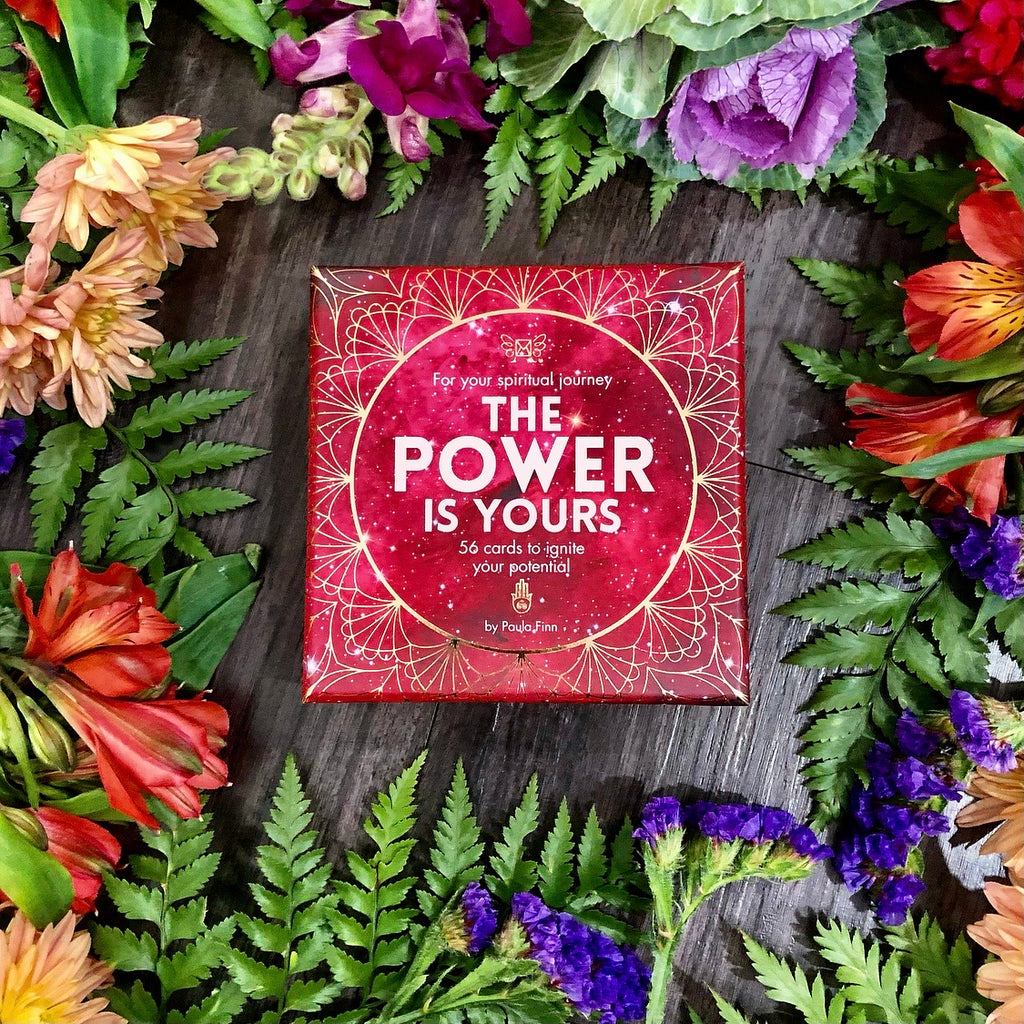 The Power Is Yours | Insight Cards