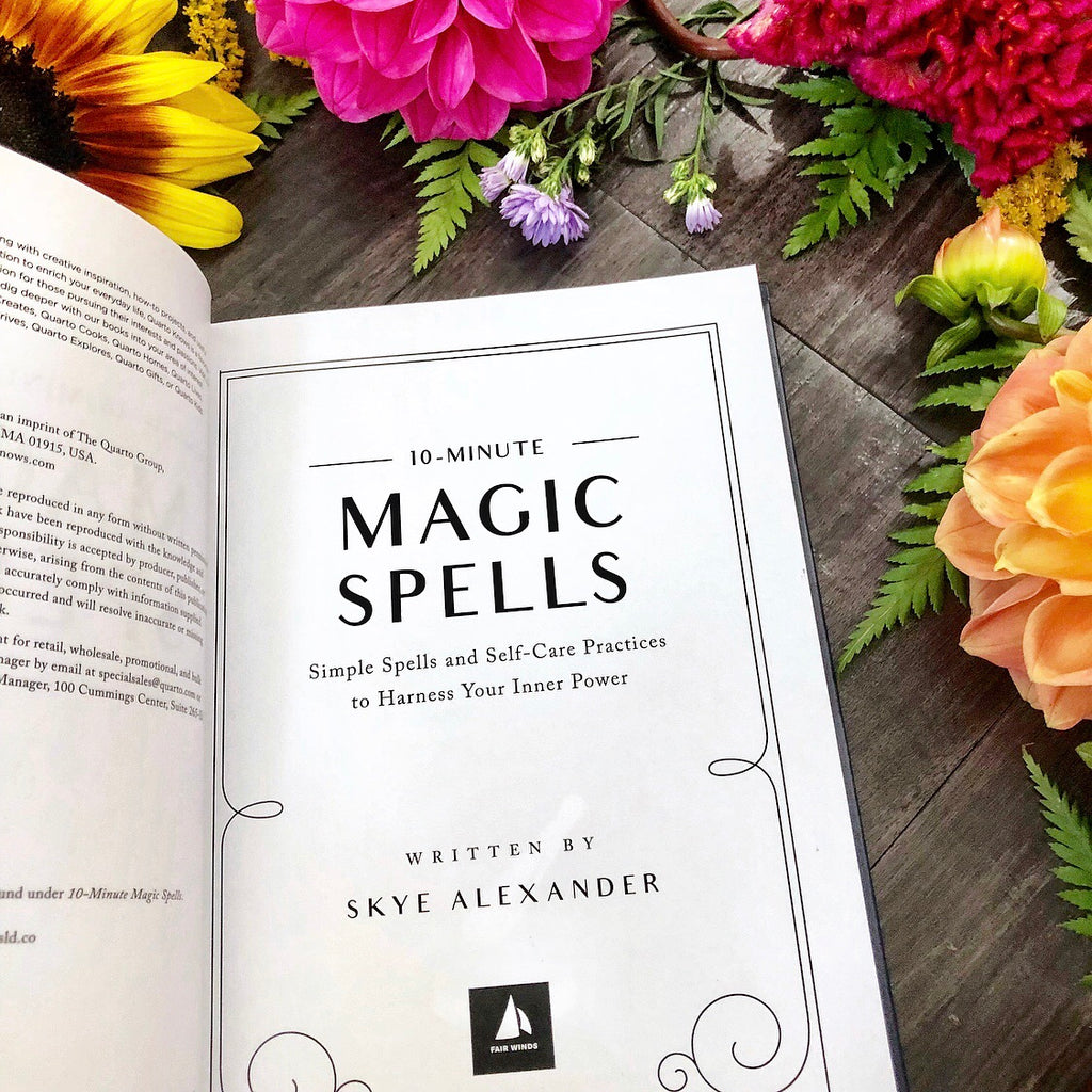 10 Minute Magic Spells