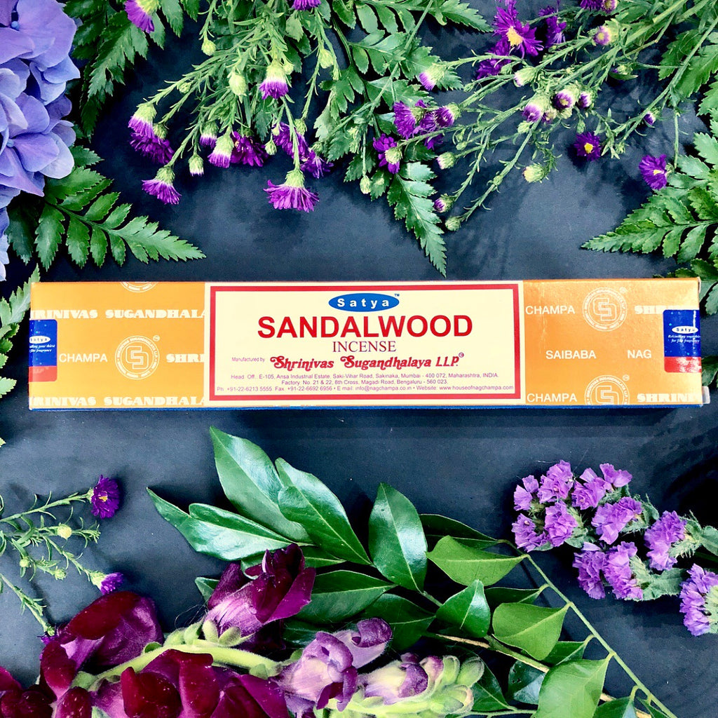Satya Incense ~ Sandalwood