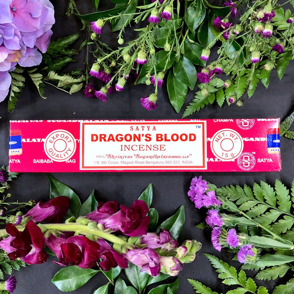 Incense Sticks ~ Dragons Blood