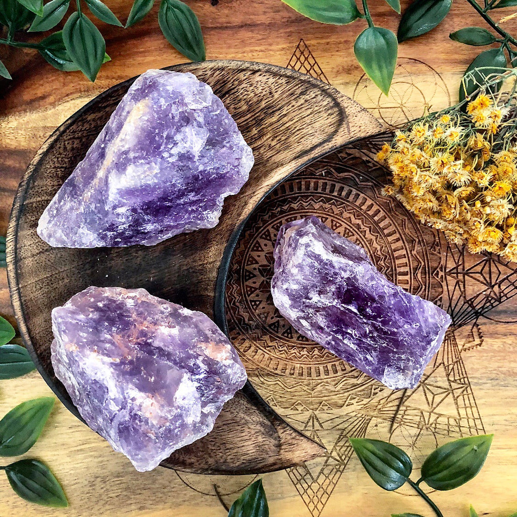 Amethyst | Raw Gem ~ X Large