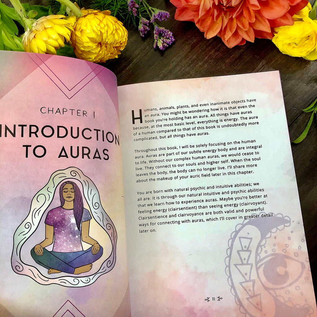 The Zenned Out Guide to Understanding Auras