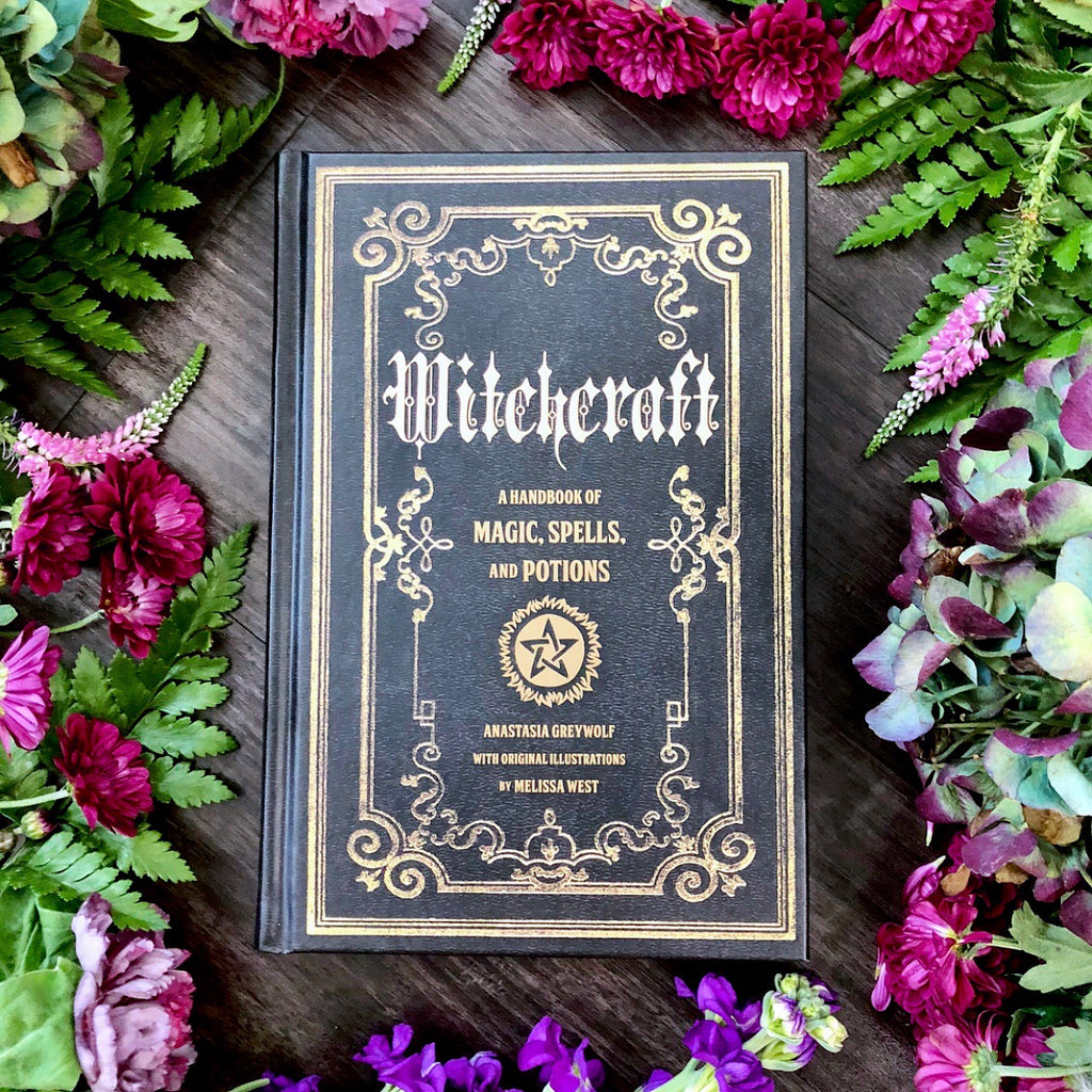 Witchcraft | A Handbook of Magic Spells & Potions