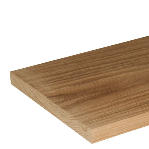 20mm Square Oak Window Sill Board