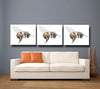 Honey Bee Giclee Canvas Print